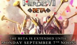 might & magic heroes vii beta prolongée