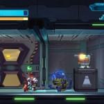Zero est carrément l'une des transformations de Mighty. Megaman-like? Plus que jamais!