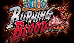 one piece burning blood logo