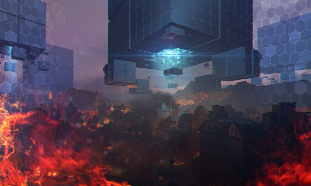 skyforge invasion mécanoÏde screen 1