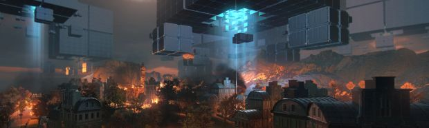 skyforge invasion mécanoÏde screen 3