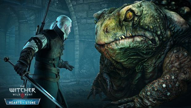 the witcher 3 heart of stones screen 1