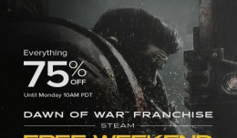 warhammer dawn of war 40000 free steam