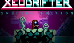 xeodrifter special edition playstation 4