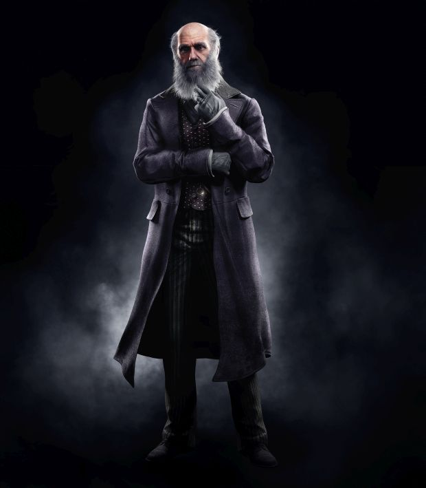 Assassin's Creed Syndicate Darwin