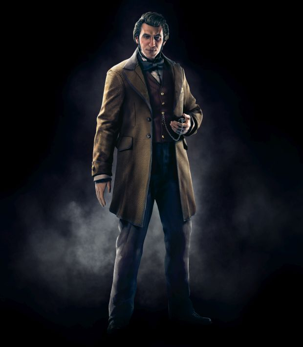 Assassin's Creed Syndicate Graham Bell