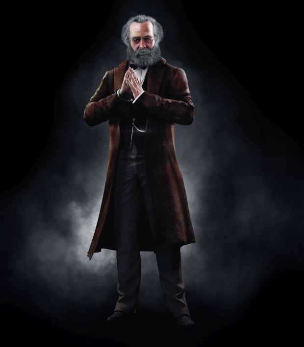 Assassin's Creed Syndicate Marx