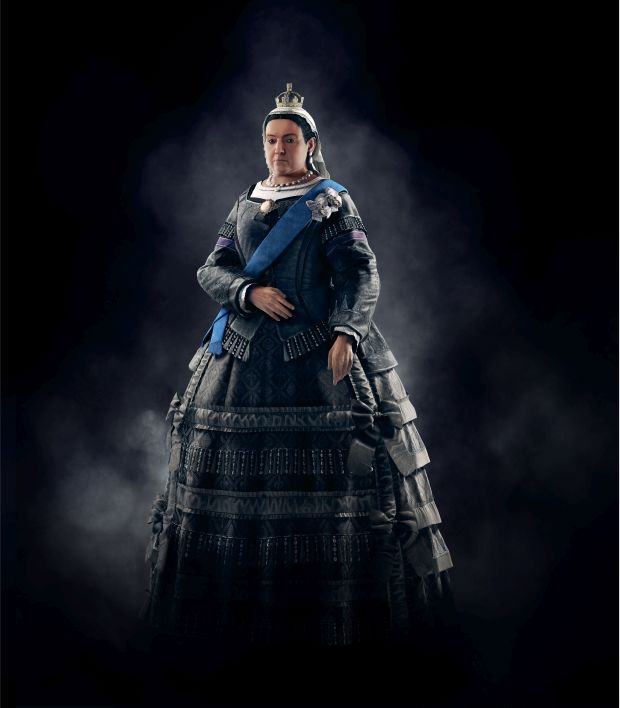 Assassin's Creed Syndicate Queen Victoria