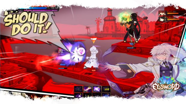 Elsword Screen 2