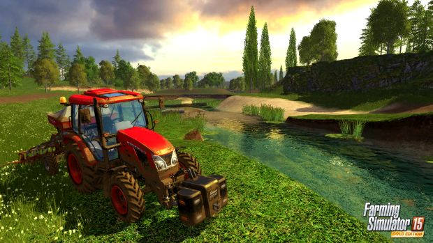 Farming Simulator 15 GOLD Screen 2