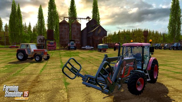 Farming Simulator 15 GOLD Screen 3