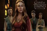 Game of thrones telltale français screen logo