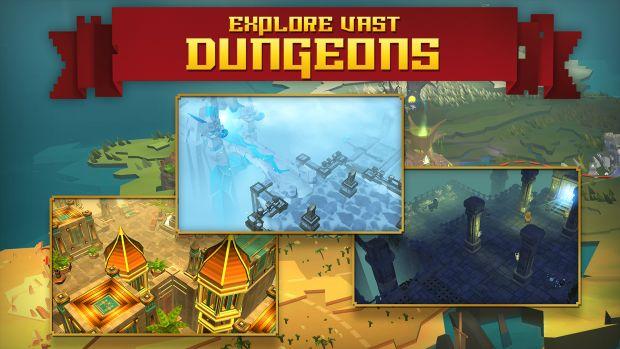 Legacy Quest Screen 2