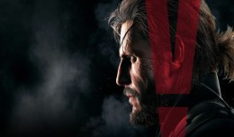 Metal Gear Solid V The Phantom Pain Test Review Logo