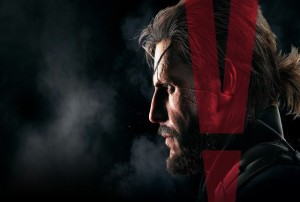 Metal Gear Solid V The Phantom Pain Test Review Logo