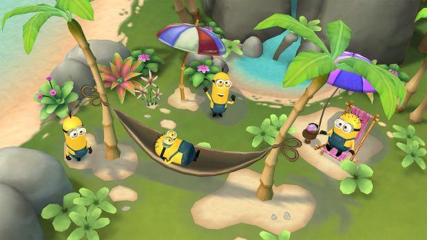 Minions Paradise Screen 2