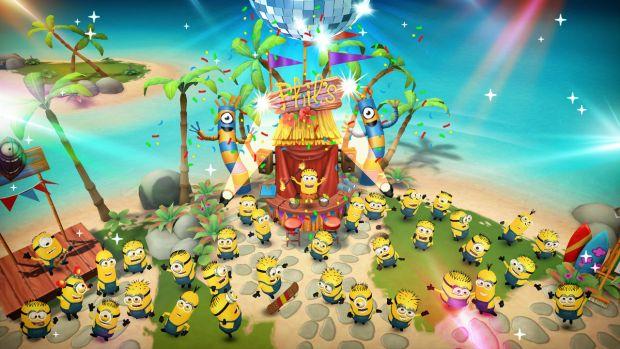 Minions Paradise Screen 4