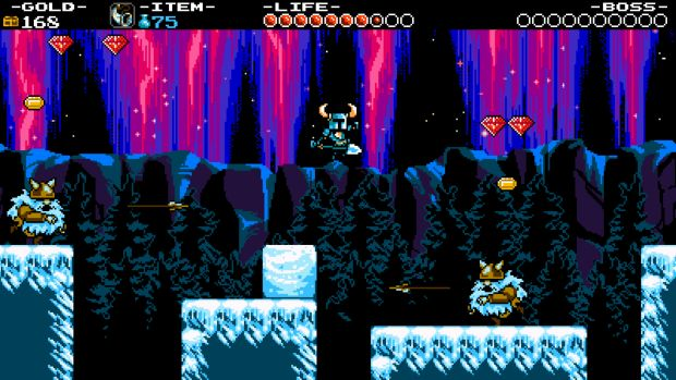 Shovel Knight Nintendo Screen 3
