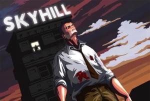 Skyhill Test Review Screen Logo