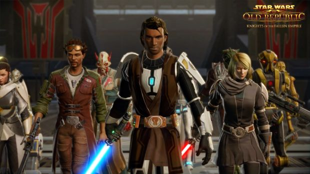 Star Wars The Old Republic Knights of the Fallen Empire 7
