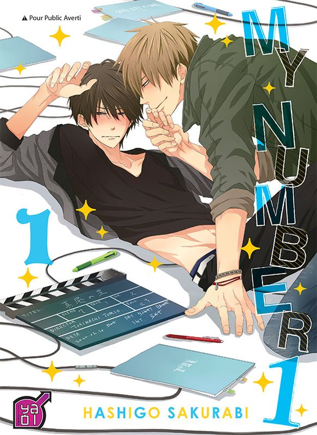 Taifu my number one vol 1 cover