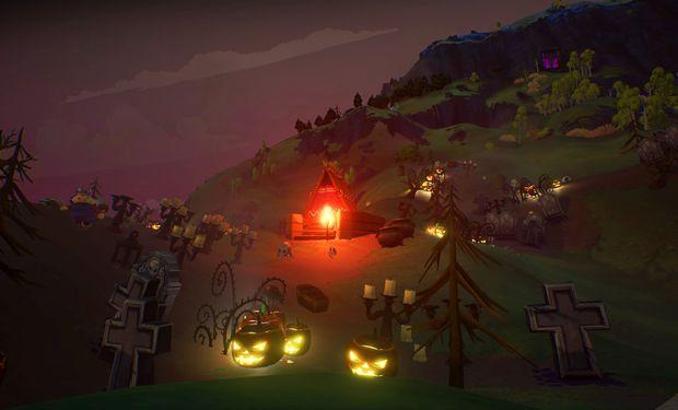 Valhalla Hills Halloween Screen 3