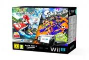 Wii U Mario Kart 8 Splatoon Bundle