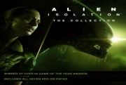 alien isolation the collection logo