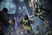 batman arkham knight batgirl assault
