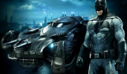 batman arkham knight batman contre superman batmobile
