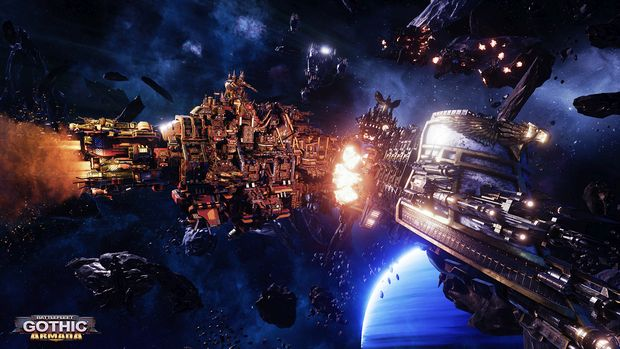 battlefleet gothic armada ork screen 2