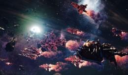 battlefleet gothic armada ork screen logo