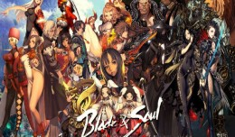blade & soul preview beta logo
