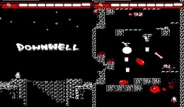 downwell screen logo