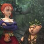 """La qualité des cinématiques tranche avec la réalisation graphique seulement """"jolie"""" de Dragon Quest Heroes"""