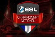 esl championnat national france logo