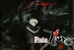 fate zero tome 8 critique cover