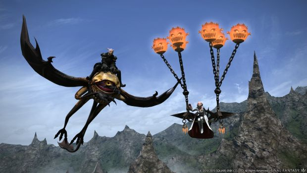 final fantasy xiv update 3.1 screen 2
