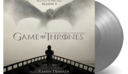 game of thrones season 5 collector vinyle