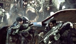 gears of war ultimate edition video test only logo