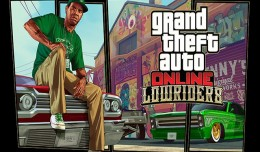 gta online lowriders launch logo