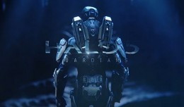 halo 5 guardians launch trailer logo