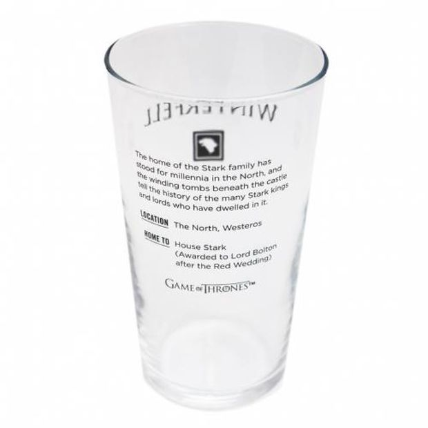 hbo shop game of thrones glass winterfell 2