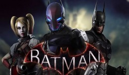 injustice gods among us ios arkham knight logo