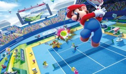 mario tennis ultra smash wii u logo