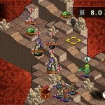 Graphiquement, le jeu accuse un sacré retard et n'utilise aucune des spécificités de la 3DS