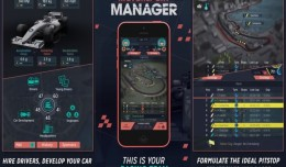 motorsport manager logo ios
