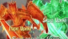 naruto shippuden ultimate ninja storm 4 uchiha trailer logo susano itachi shisui