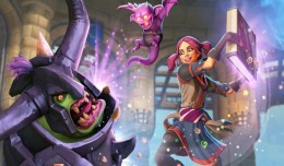 orcs must die unchained zoey