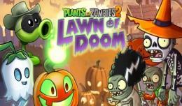 plants vs zombies 2 le gazon de la mort logo